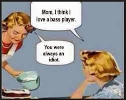 love bass player